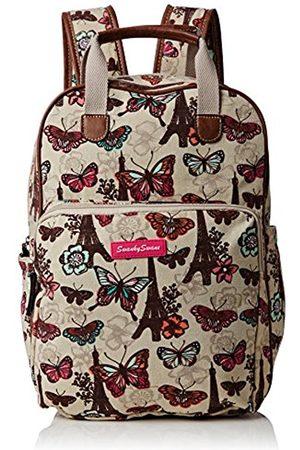 Women Handbags - Womens Noel Paris Butterfly Essex Backpack Handbag
