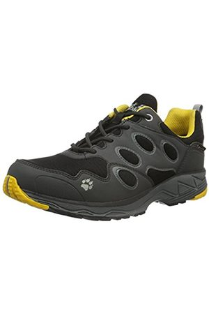 Men Shoes - Jack Wolfskin Men's Venture Fly Texapore M Low Rise Hiking Shoes
