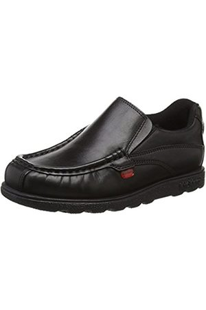 Boys Brogues & Loafers - Kickers Juniors Fragma Slip Loafers