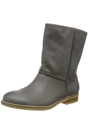 Women Ankle Boots - Bullboxer Women's 683E6L583 Cold Lined Calf-Length Boots and Ankle Boots Size: 5