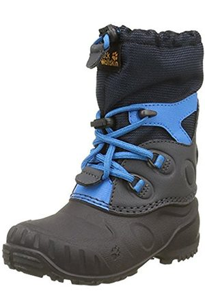 Girls Ankle Boots - Jack Wolfskin Unisex Kids' Iceland Passage High K Ankle Boots