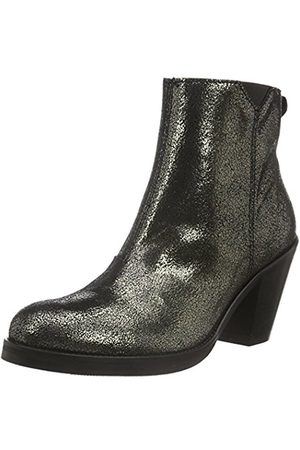 Women Ankle Boots - liebeskind Women's LS0121 Glitte Ankle Boots, -Schwarz ( Glitter 0738)