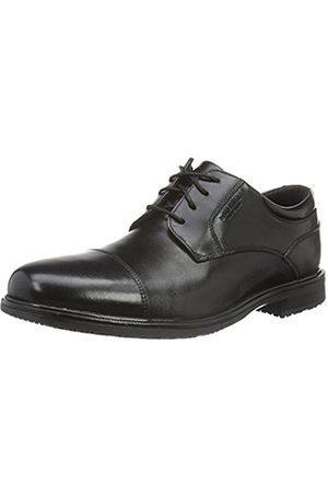 Men Formal Shoes - Rockport Men Essential Detail II Captoe Oxfords