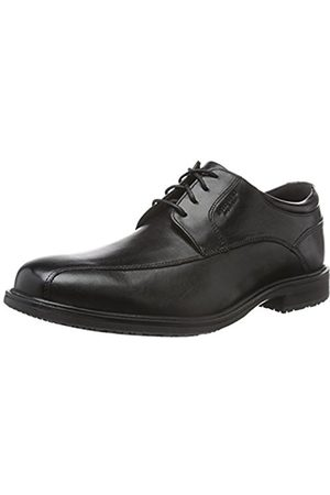 Men Formal Shoes - Rockport Men Essential Details II Bike Toe Oxfords