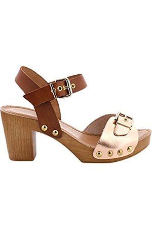 Women Sandals - Women's 66533 Dress Shoes multicolour Size: 4 UK