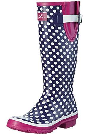 Lunar Polka Dot, Women Knee Lenght Boots