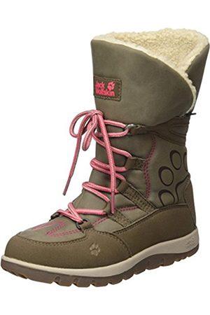 Girls Boots - Jack Wolfskin Girls' Rhode Island Texapore High G Slouch Boots