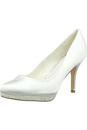 Women Heels - Menbur Women's Cecilia Closed-Toe Pumps