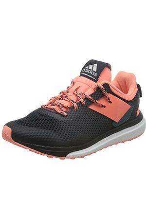 adidas Women's Response 3 Training Running Shoes, Core /Sun Glow/Tech