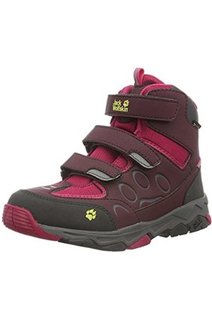 Shoes - Jack Wolfskin Unisex Kids' Mtn Attack 2 Texapore Mid Vc K Low Rise Hiking Shoes