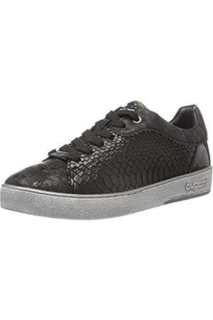 Womens J7605pr6n Low-Top Sneakers, Black Bugatti