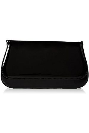 Women Handbags - Van Dal Womens Peony Clutch Patent