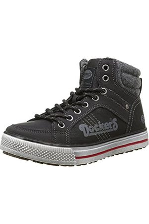 Girls Ankle Boots - Dockers by Gerli 37nc701-652100, Unisex Kids' Low-Top Sneakers