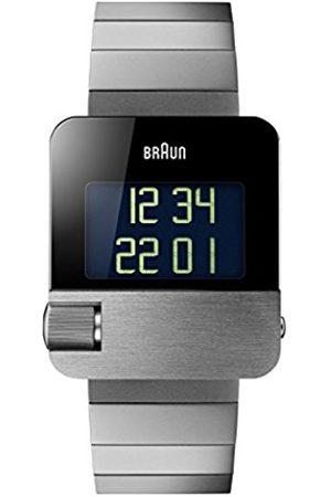 Men Watches - Men's Prestige Watch with Dial Digital Display and Stainless Steel Bracelet BN0106SLBTG