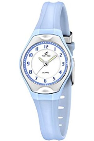Women Watches - Calypso Women's Quartz Watch with Dial Analogue Display and Plastic Strap K5163/M