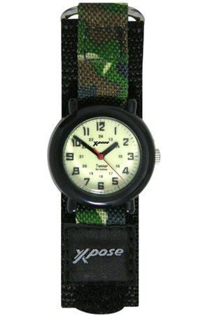 Girls Watches - Sekonda Xpose Model 3006.05 Children's Analogue Quick Release Fabric Strap Watch