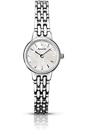 Women Watches - Women's Quartz Watch with Mother of Pearl Dial Analogue Display and Stainless Steel Bracelet LB1407P.01
