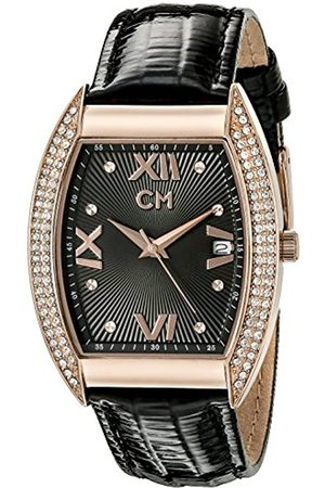 Carlo Monti Brescia Women's Quartz Watch with Dial Analogue Display and Leather Strap CM508-322