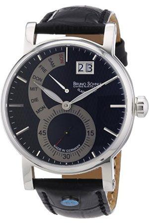 Men Watches - Bruno Söhnle Men's Quartz Watch Pesaro I 17-13073-781 with Leather Strap