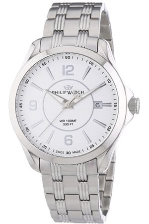 Philip Watch BLAZE Unisex Analogue Watch with Dial Analogue Display and Stainless steel plated gun metal - R8253165002