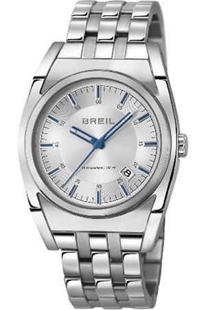 Breil Unisex Quartz Watch with Dial Analogue Display and Stainless Steel Bracelet TW0972