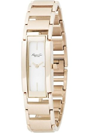 Women Watches - Kenneth Cole Women's Quartz Watch with Dial Analogue Display and Stainless Steel Bracelet KC4679