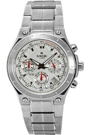 Men Watches - Men's Quartz Wrist Watch SS1032G-2 with Metal Strap