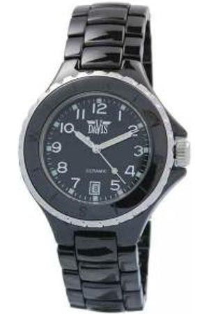 Women Watches - Elegance Ceramic Quartz Watch, Waterproof, with Chronograph