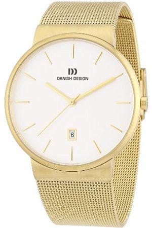 Men Watches - Danish Design Men's Quartz Watch 3310083 with Metal Strap