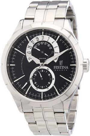 Festina Chrono Bike 2012 Men's Quartz Watch with Dial Analogue Display and Stainless Steel Bracelet F16632/3