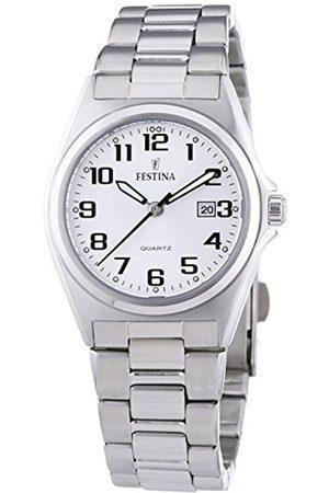 Women Watches - Festina Ladies Watch F16375/9 With Steel Strap