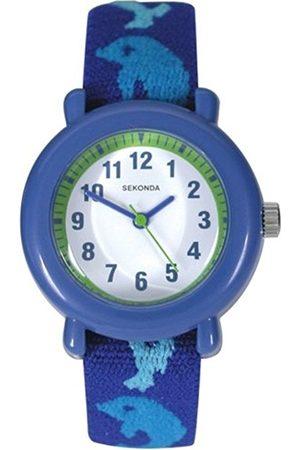 Girls Watches - Sekonda Model 4628.05 Children's Analogue Fabric Strap Watch