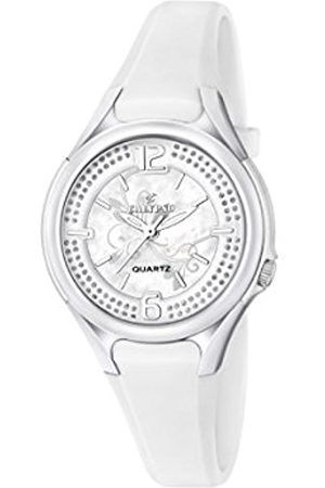 Women Watches - Calypso Women's Quartz Watch with Dial Analogue Display and Plastic Strap K5575/1
