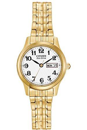 Citizen Women Watches - Women's Eco-Drive Flexible Band -Tone Watch #EW3152-95A