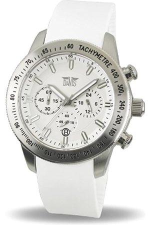 Women Watches - 1692-Women's Watch Analogue Quartz Dial Rubber Strap