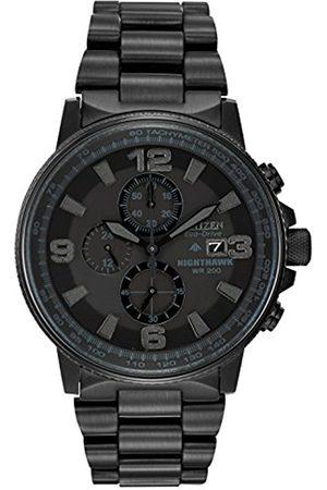 Citizen Men's Eco-Drive Nighthawk Watch CA0295-58E