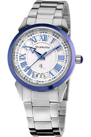 ORPHELIA Women's Quartz Watch with Dial XS Analogue Display and Stainless Steel Bracelet OR22270098