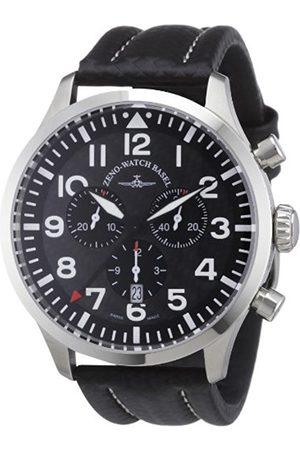 Zeno Men's Quartz Watch Quarz 6569-5030Q-s1 with Leather Strap