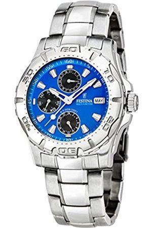 Festina Unisex Analogue Quartz Watch with Stainless Steel Strap F16242/4
