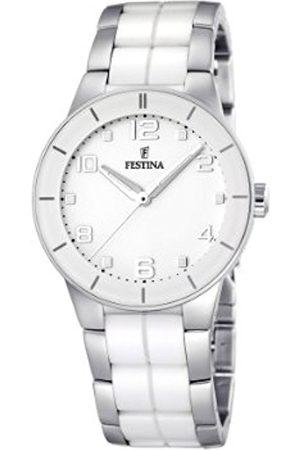 Festina Ladies Watch F16531/1 With Ceramic Inlay