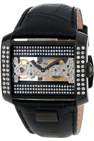 Women Watches - Ladies 2 Hands Skeleton Mechanical Watch Bm152-602