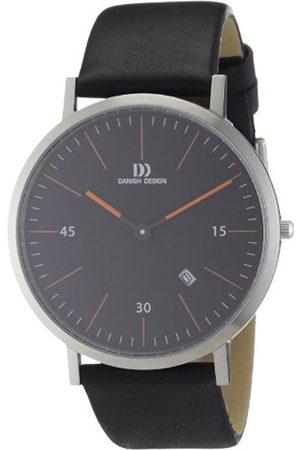 Danish Designs Danish Design Men's Quartz Watch 3314381 with Leather Strap