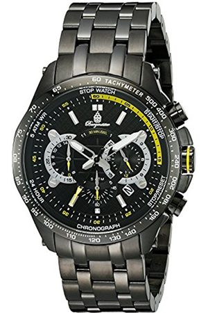 Men Watches - Men's Quartz Watch with Dial Analogue Display and Stainless Steel Plated Bracelet BM530-622