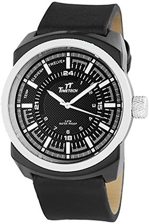 Men Watches - Men's Quartz Watch 227471000010 with Leather Strap