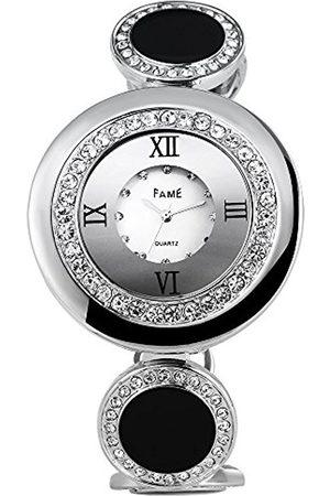 Women Watches - Women's Quartz Watch with different materials 100421000004