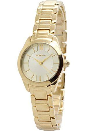 Women Watches - BCBG Max Azria BCB Girls Women's Quartz Watch with Rush Dial and Metal Strap GL4004