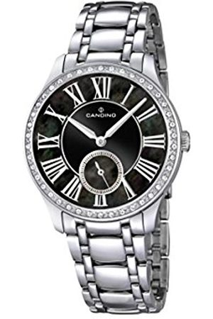 Women Watches - Women's Quartz Watch with Dial Analogue Display and Stainless Steel Bracelet C4595/3