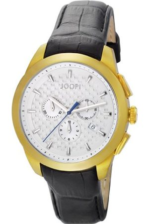Men Watches - JOOP! Joop Legend Chrono Men's Quartz Watch with Dial Chronograph Display and Leather Strap JP101071F08