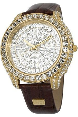 Women Watches - Casoria Women's Quartz Watch with Dial Analogue Display and Leather Strap CMY02-275