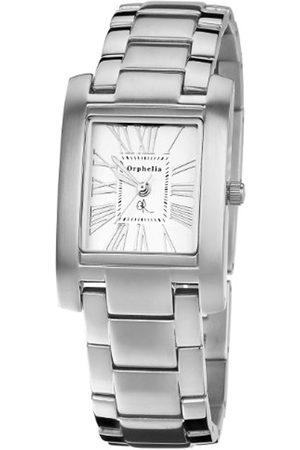 Women Watches - ORPHELIA Women's Quartz Watch with Dial Analogue Display and Stainless Steel OR22270688